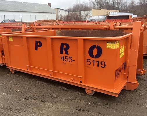 10 Yard Dumpster Pro Waste Services Inc