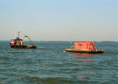 Pro Waste boat house 2