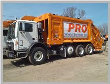 Rear Loader Truck