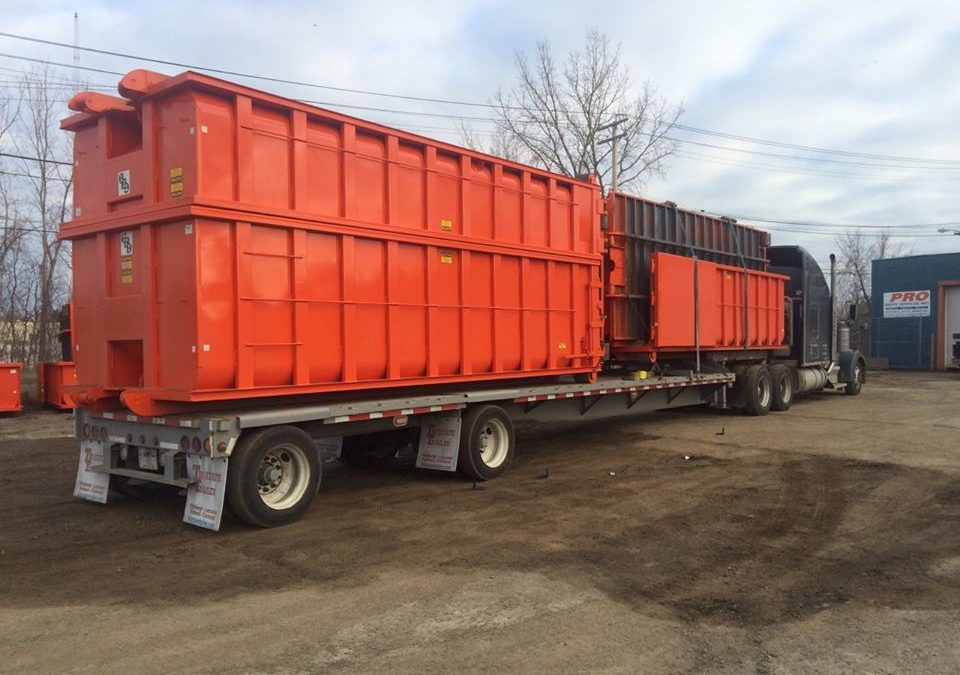 Dumpster Rental Jamestown NY