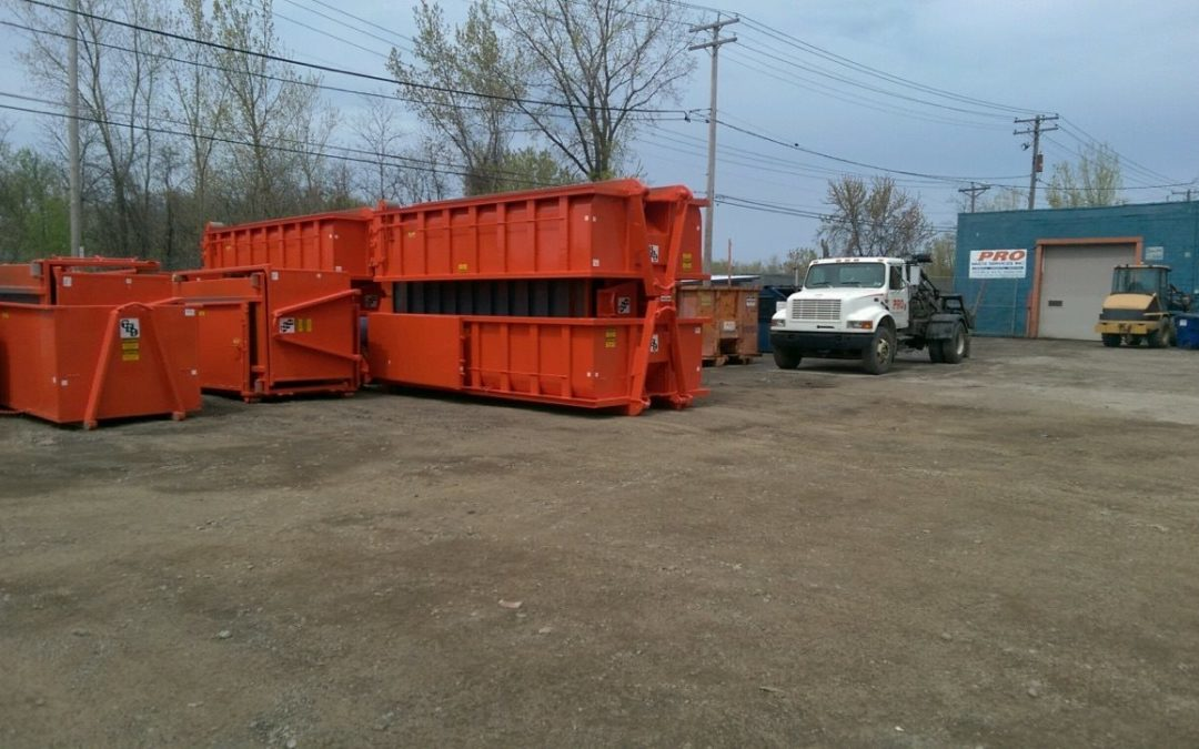 Roll Off Dumpster Rental Near Me