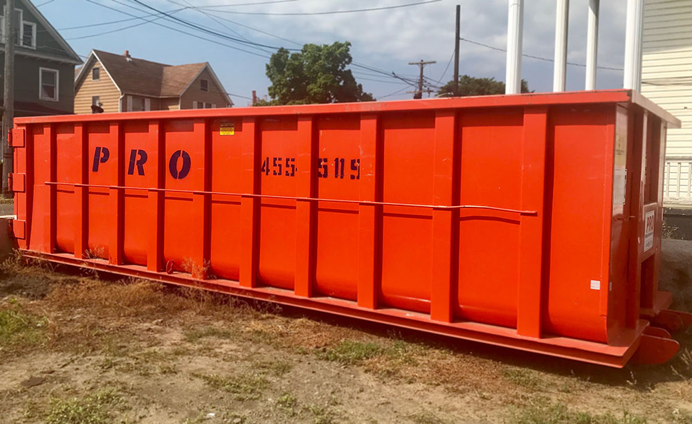 Roll Off Dumpsters Pro Waste Services Erie Meadville Jamestown